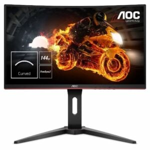 AOC C24G1 - écran 144Hz pas cher
