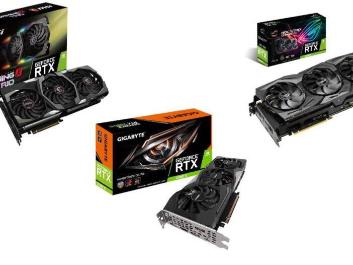 Quelle RTX 2080 Ti choisir - Quelle marque - Guide d'achat Nvidia