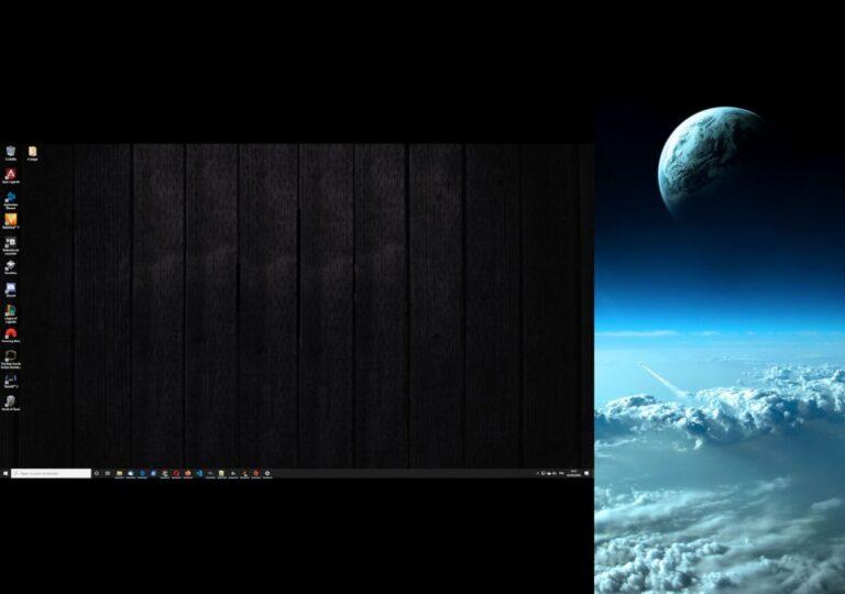Comment afficher un fond d'écran différent sur deux écrans ou plus