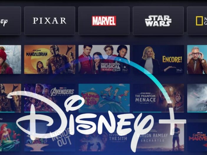 Abonnement Disney Plus