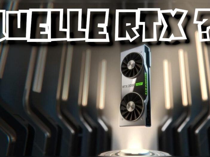 Quelle carte RTX choisir