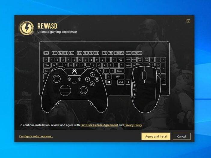 ReWASD Test - utilisez et configurez vos manettes pour tous les jeux