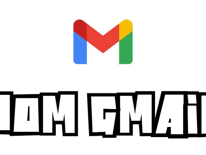 changer le nom gmail