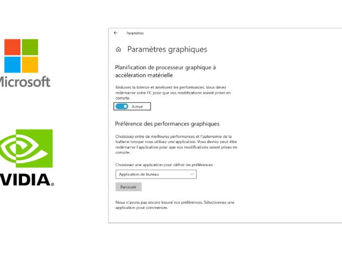 Comment activer la planification GPU Windows 10