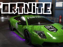Fortnite - Epic retire les voitures de police en jeu