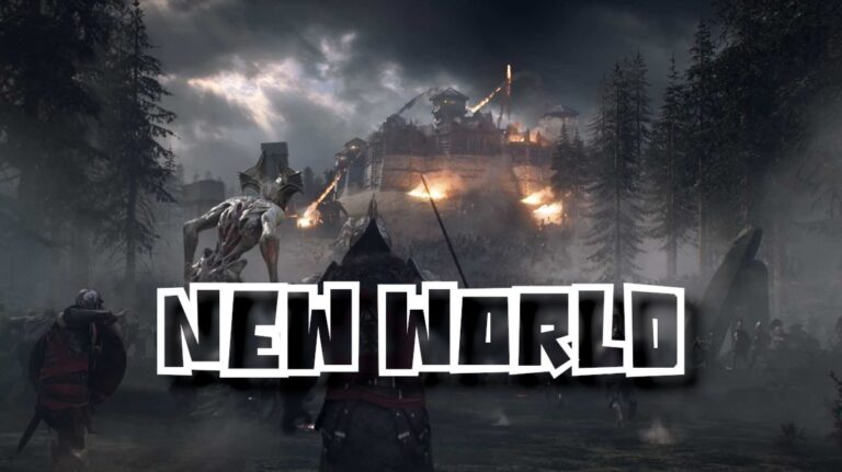 New World Inscription : la bêta fermée ouvre ses portes sur Steam !