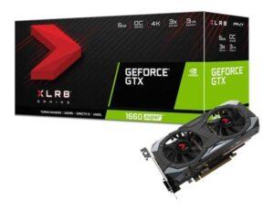 PNY GTX 1660 Super XLR8 Gaming OC