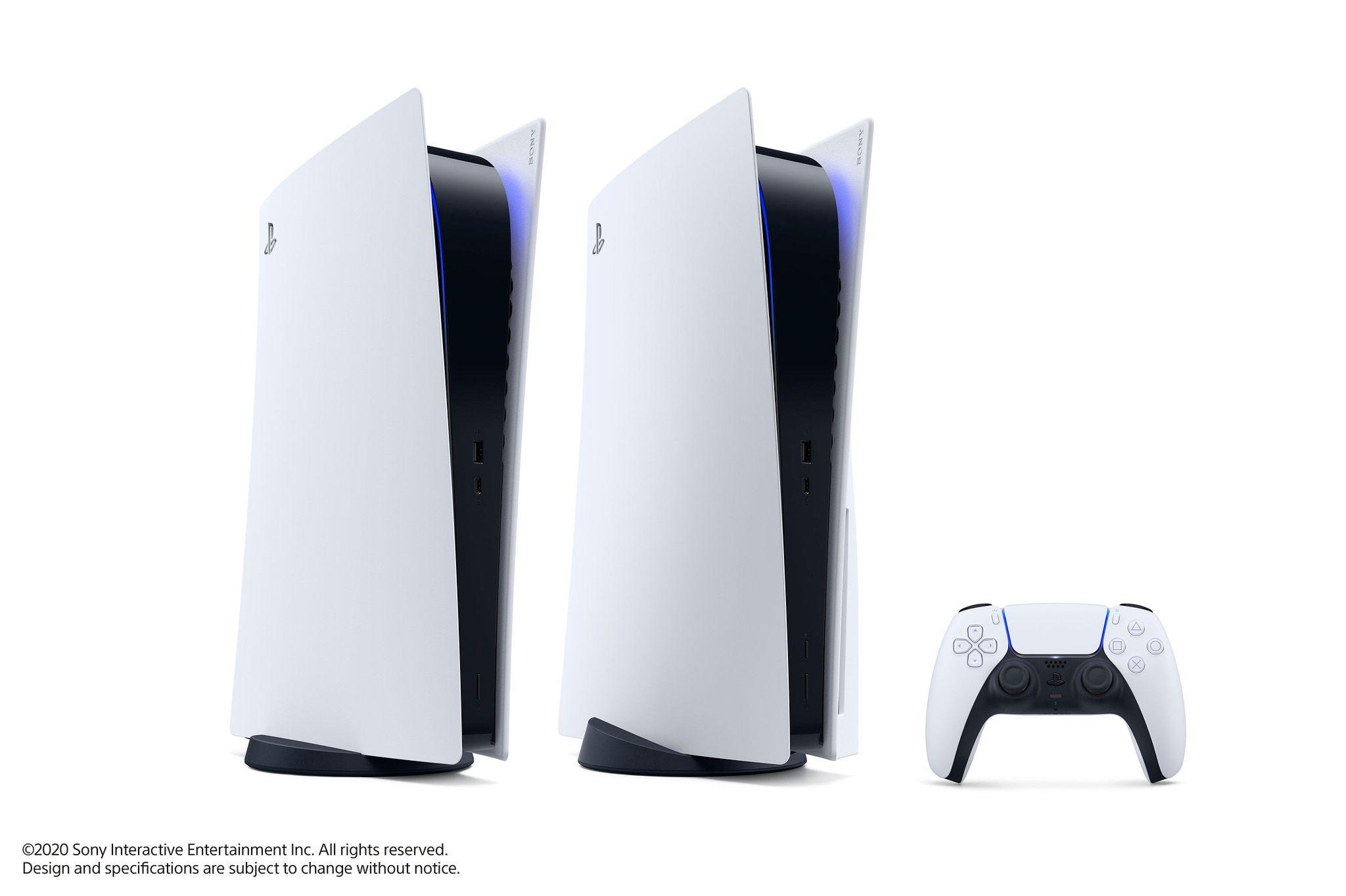 PS5 vs PS5 Digital
