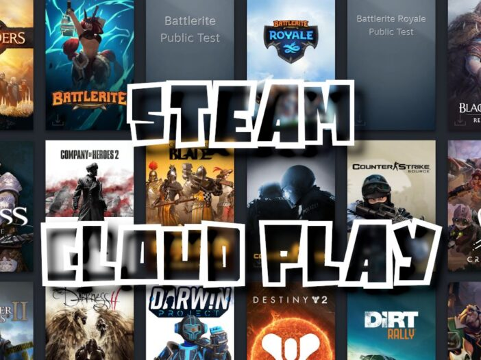 Steam Cloud Play