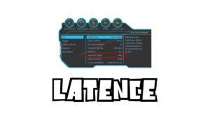 latence ecran