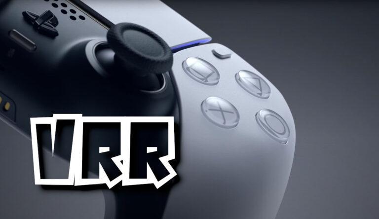 PS5 VRR : le taux de rafraichissement variable sur PlayStation 5 ?