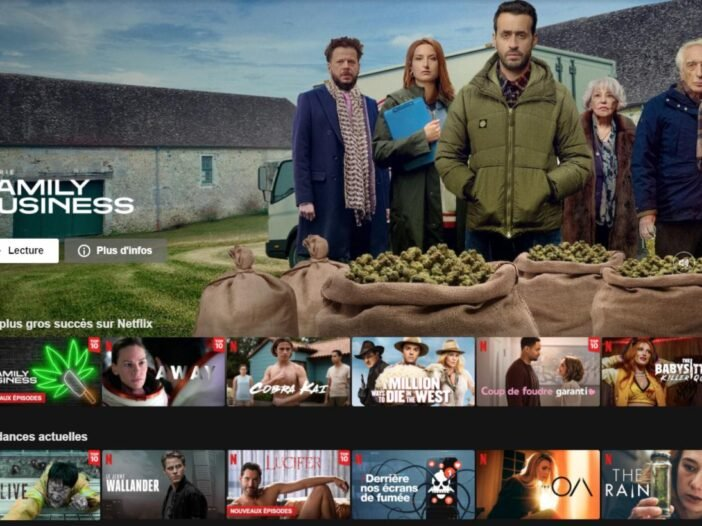 Abonnement Netflix Prix