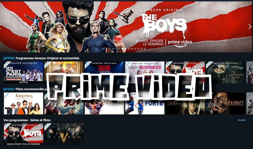 Prime Video Prix