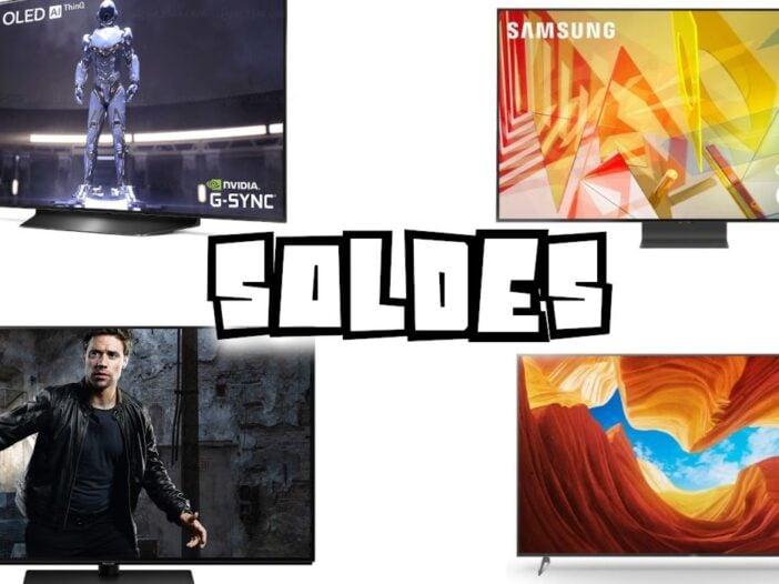 Soldes Television 2020