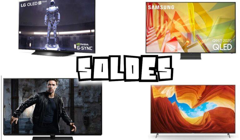 Soldes Télévision 2020 : la 4K au meilleur prix !