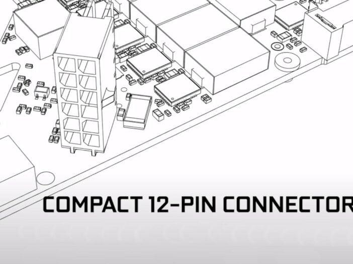 RTX 3000 - connecteur 12 PIN compatible avec les PSU actuels