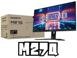 Ecran Gigabyte M27Q IPS 170 Hz