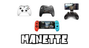 Manette Fortnite Android