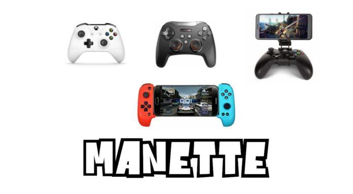 Manette Fortnite Android