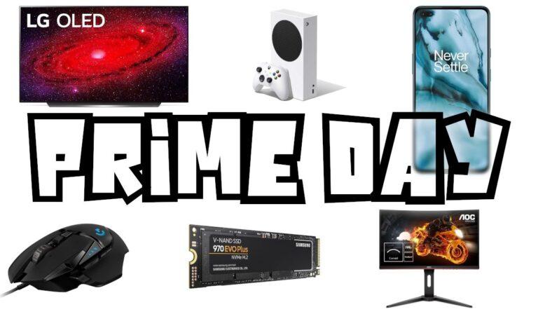 Amazon Prime Day : bons plans et meilleures affaires !
