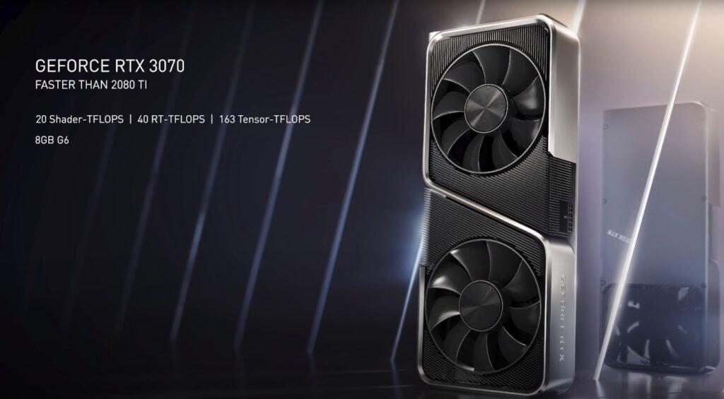 RTX-3070-spécifications