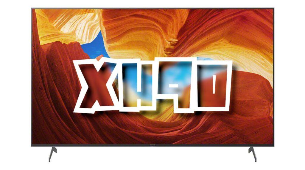 Test Sony XH90 TV QLED - XH9005 XH9096