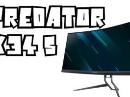 Acer Predator X34 S