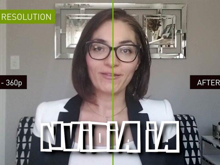 IA de Nvidia compresse la vidéo