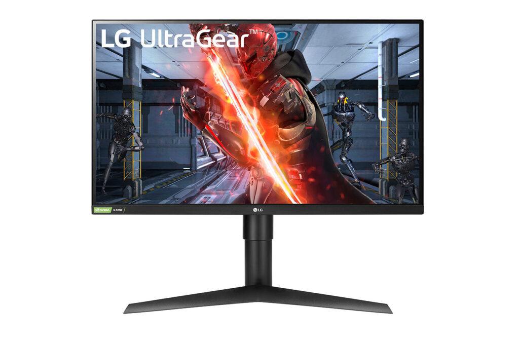 LG 27GN750-B Ultragear 240 Hz IPS