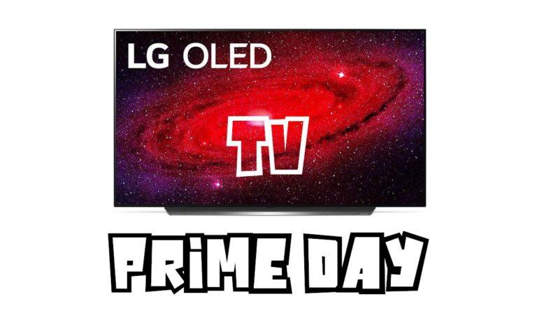 Prime Day TV OLED : un prix jamais vu !