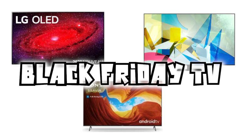Black Friday TV : les bons plans sur les télés – 26/11/2020