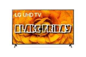 Black Friday TV HDMI 2.1 120 Hz 86 pouces