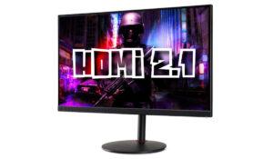 Ecran PC HDMI 2.1