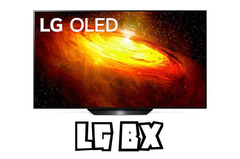 Test LG BX OLED : 55BX et 65BX, premier prix pour l'OLED ?