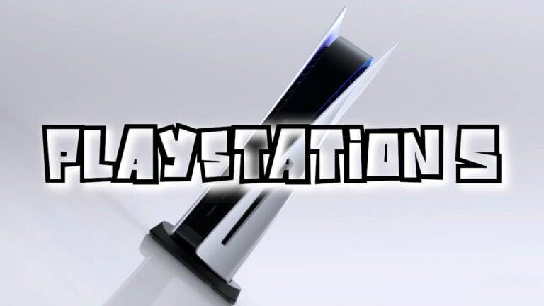La PlayStation 5 disponible chez Amazon à partir de 13 heures ce jeudi