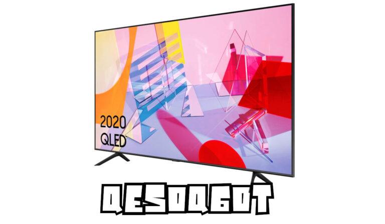 Samsung QE50Q60T : 50 pouces de bonheur QLED à prix réduit