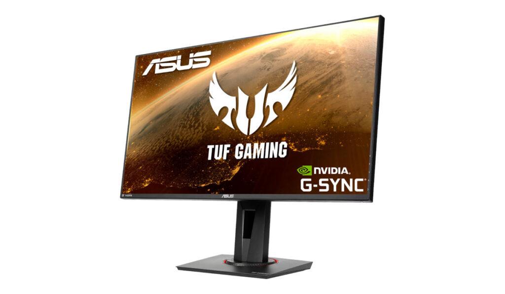 Test Asus VG279QM 280 Hz