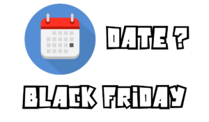 date Black Friday