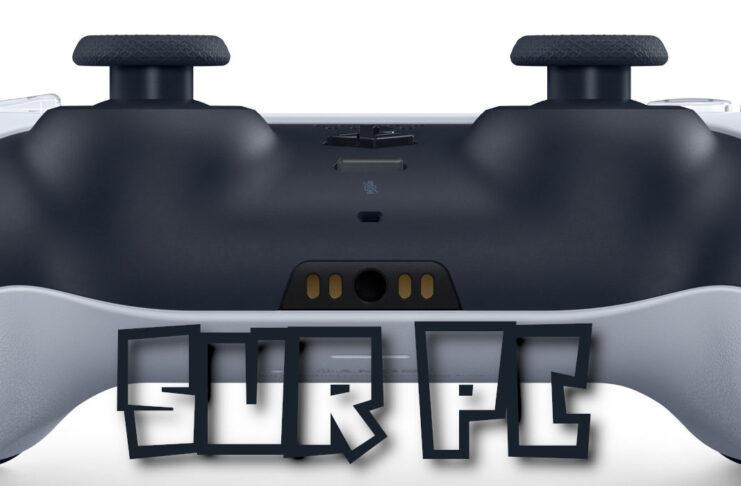 manette PS5 sur PC