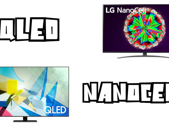 QLED ou NanoCell