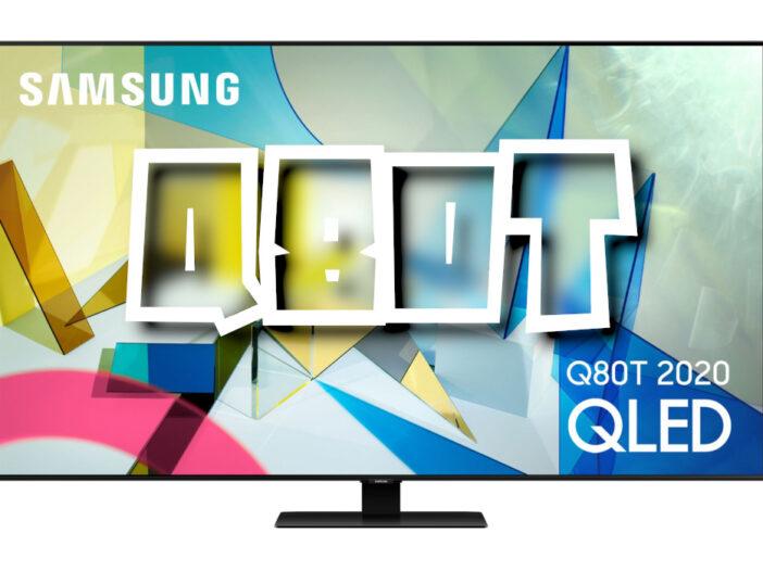 Samsung Q80T test