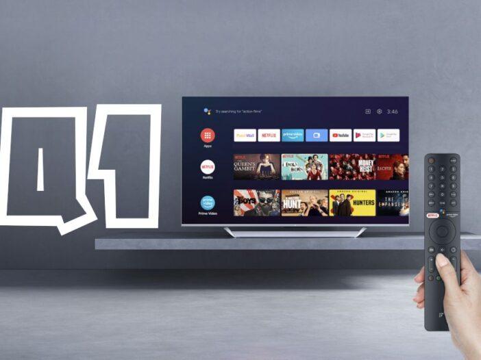 75 pouces Xiaomi Mi TV Q1