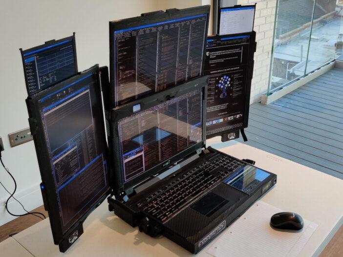 Ce PC portable a-t-il assez d'écrans pour vous