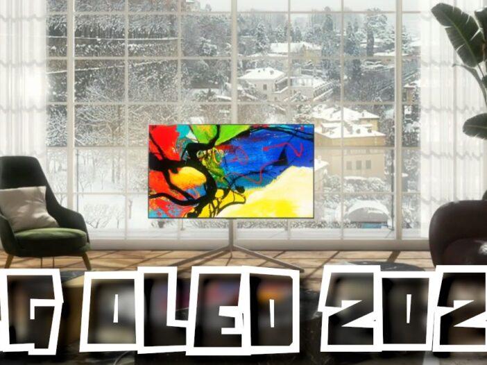 TV LG OLED 2021