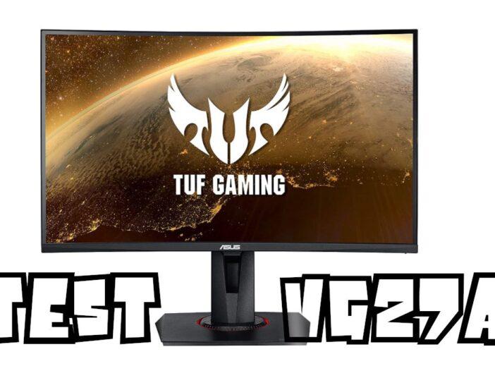 Test Asus TUF VG27AQ