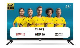 330x200 vignette moyenne - CHiQ U43H7L UHD 4K Smart TV