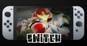 Nintendo Switch OLED Pro