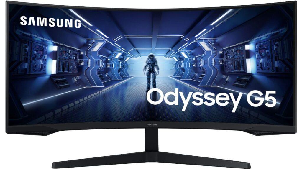 Samsung Odyssey G5 34