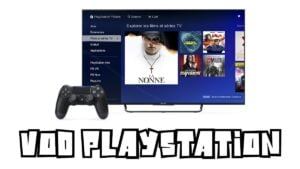 VOD PlayStation