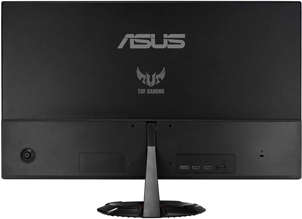 arrière Asus TUF Gaming VG249Q1R